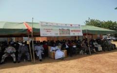Lancement du projet « Nutrigreen » à Zitenga : Promouvoir les produits locaux pour une alimentation